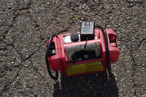 Emergency Jump Start Battery