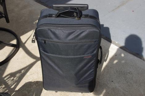 Weekender Suitcase