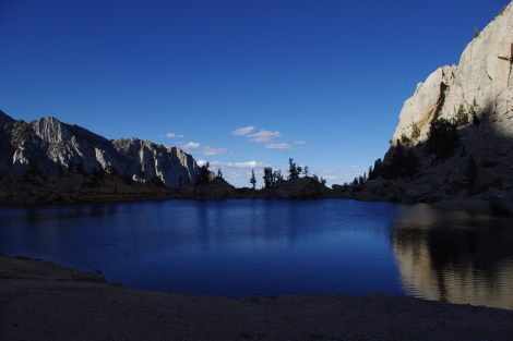 The vibrant beauty of Lone Pine Lake - @ Mt. Whitney